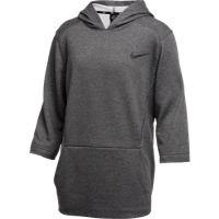 nike 3/4 flux hoodie top